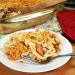 Easy Chicken Casserole Recipe, as seen on Taste of Southern.com.