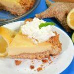 Atlantic Beach Pie, printable recipe, as seen on Taste of Southern.