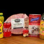 Coca-Cola Glazed Ham recipe, as seen on Taste of Southern.com.