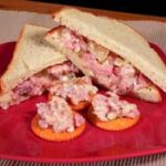 Southern style Ham Salad recipe, as seen on Taste of Southern.com.