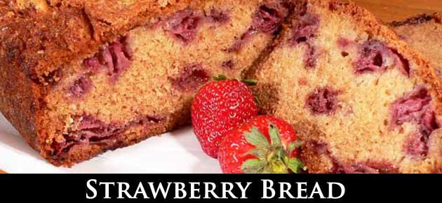 Strawberry Bread, slider.