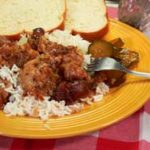 Printable recipe for making Chicken Gizzards with Gravy, as seen on Taste of Southern.com.