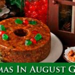 Christmas In August Giveaway
