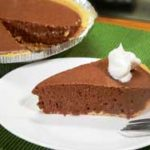 Vintage Ice Cream Pie Recipe, as prepared on Taste of Southern.com.