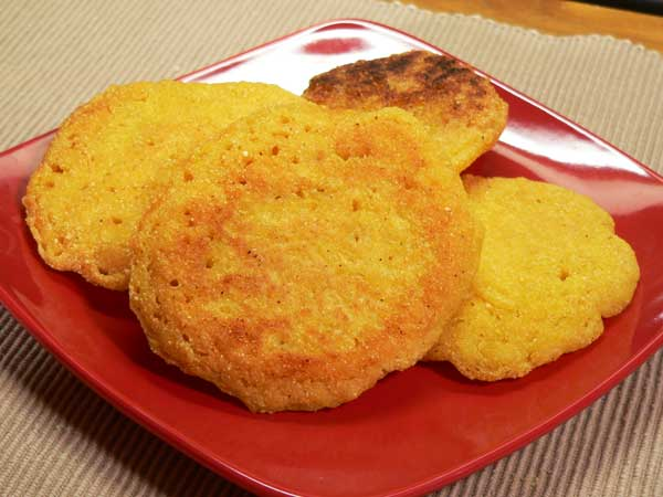 Hot Water Cornbread, enjoy.