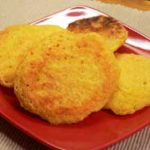 Old fashioned, Hot Water Cornbread recipe, as seen on Taste of Southern.com.