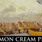 Eagle Brand Lemon Cream Pie Recipe