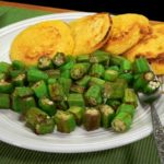 Pan Fried Okra Recipe