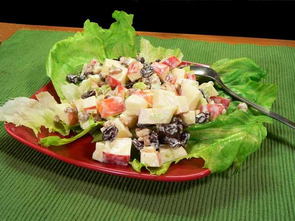 Waldorf Salad, enjoy.