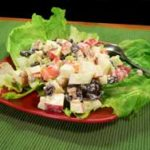 Waldorf Salad, as seen on Taste of Southern.com.