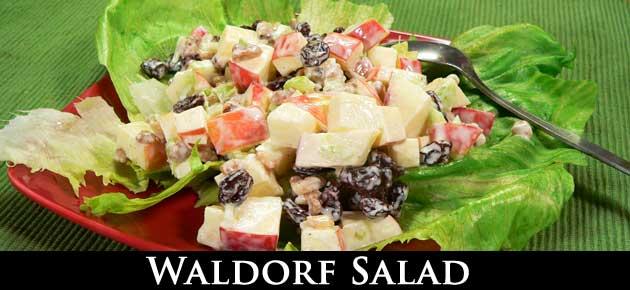 Waldorf Salad, slider.