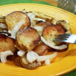 Southern Fried Potatoes Recipe
