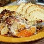 Hamburger Potato Casserole Recipe, as seen on Taste of Southern.com.
