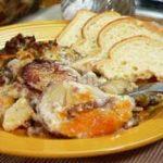 Hamburger Potato Casserole Recipe, as seen on Taste of Southern.com.
