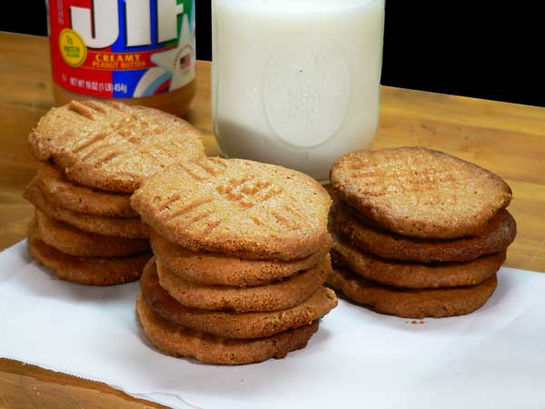 Peanut Butter Cookies, enjoy.