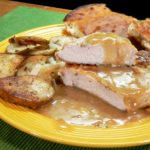 Pork Chops with Gravy Recipe