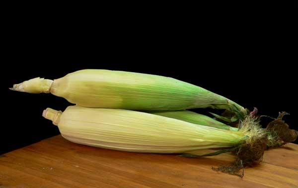 Roast Corn, you'll need some corn.