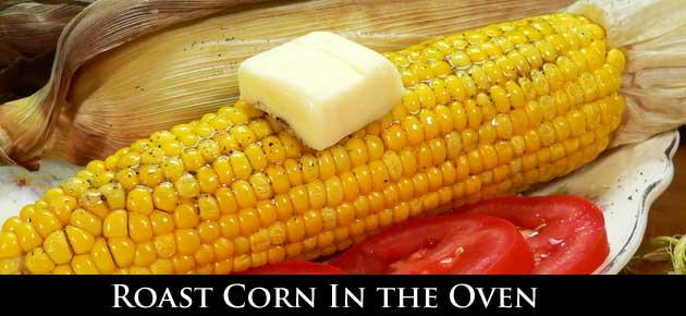 Roast Corn, slider.
