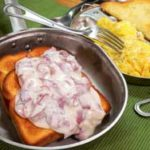 Creamed Chipped Beef recipe.