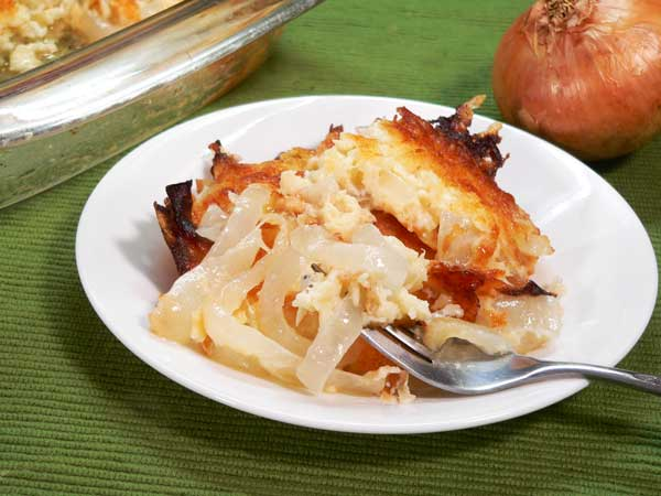 Onion Casserole, enjoy.