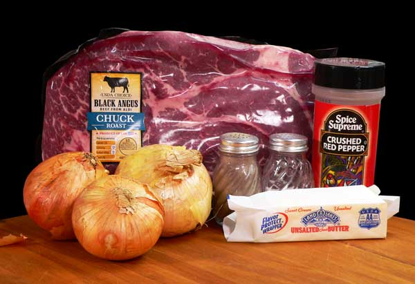 Beef Hash, you'll need these ingredients.