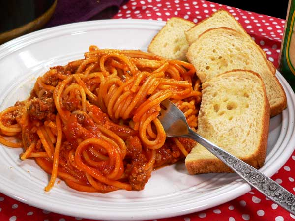 All at Once Spaghetti, enjoy.