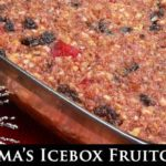 Mama's Icebox Fruitcake Recipe