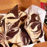 Tiger Butter Bark as seen on Taste of Southern.