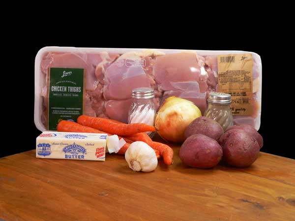 Clay Pot Chicken, you'll need these ingredients.