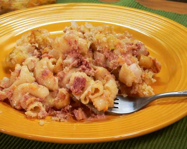 Corned Beef Casserole, enjoy our recipe.