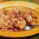 Corned Beef Casserole, printable recipe from Taste of Southern.