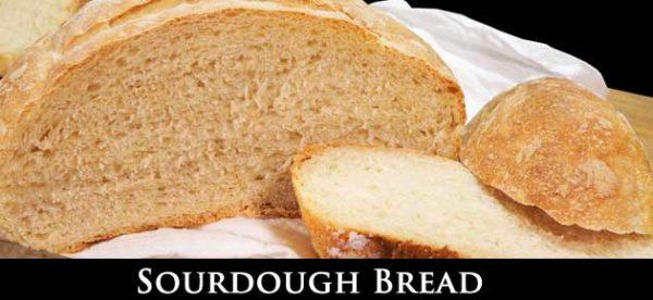 Sourdough Bread, slider