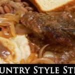 Country Style Steak