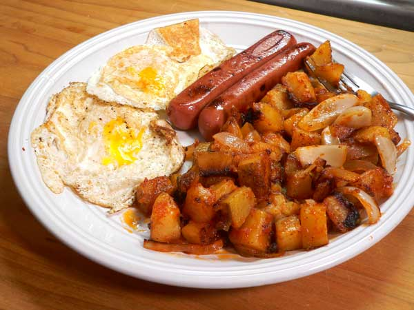 Home Fries, enjoy.