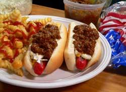 Hot Dog Chili Taste Of Southern