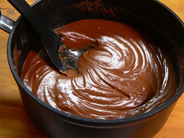 Foolproof Fudge, heat until melted.