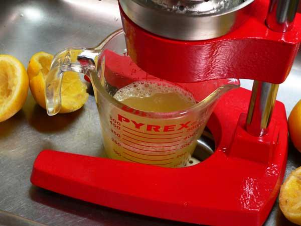 Lemonade, cup.