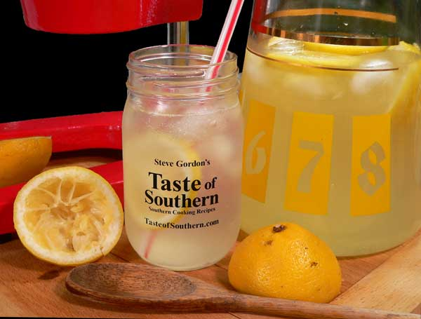 Lemonade, enjoy!