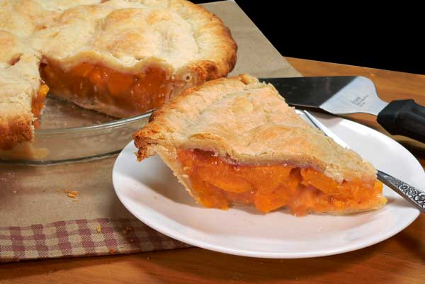 Peach Pie, enjoy!