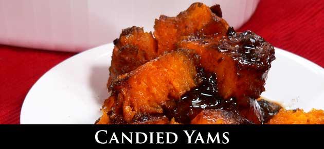 Candied Yams, slider.