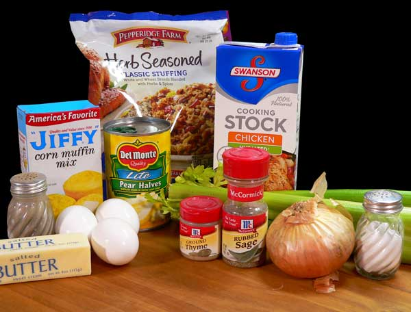 Annie's Dressing, you'll need these ingredients.