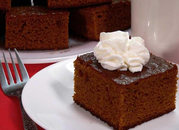 Gingerbread, enjoy!