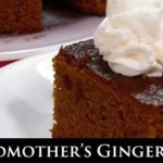 Grandmother's Gingerbread Recipe