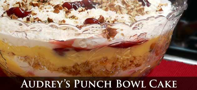 Punch Bowl Cake, slider.