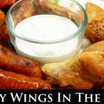 Crispy Wings In The Oven Recipe