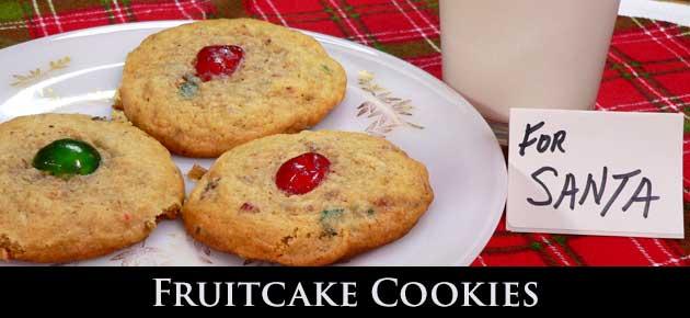 Fruitcake Cookies, slider.