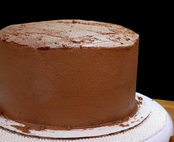 Chocolate Buttercream, enjoy!