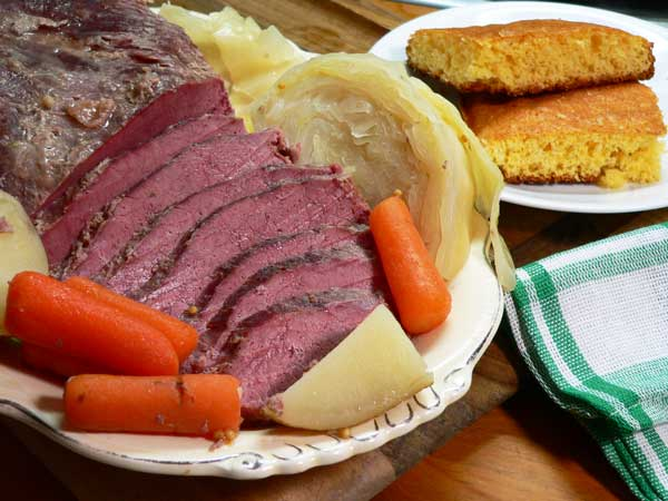 Corned Beef Brisket, enjoy.