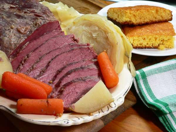 Corned Beef Brisket, enjoy.