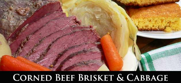 Corned Beef Brisket, slider.